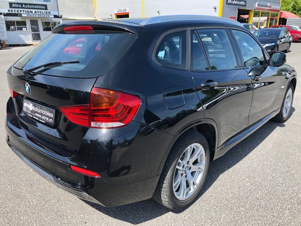 BMW X1 xDrive 18d Steptronic