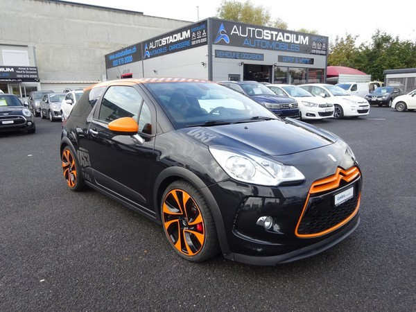 DS AUTOMOBILES DS3 1.6 THP Racing