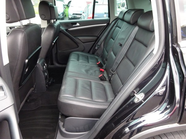 VW Tiguan 2.0 TDI BlueMotion Sport&Style 4Motion DSG