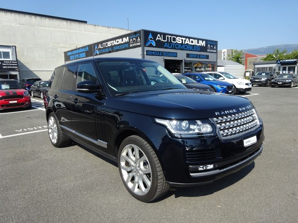 LAND ROVER Range Rover 4.4 SDV8 Vogue Automatic