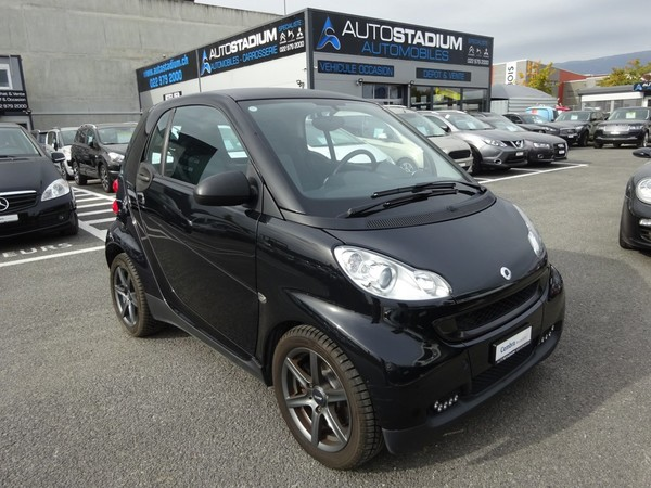 SMART fortwo pure mhd softip