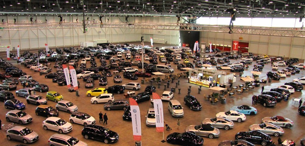 Salon de la voiture d'occasion